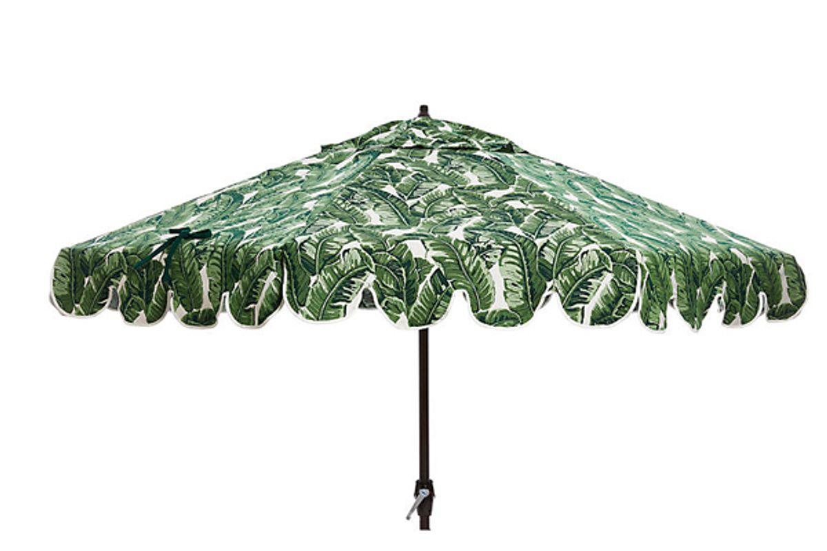 Phoebe Scallop Umbrella
