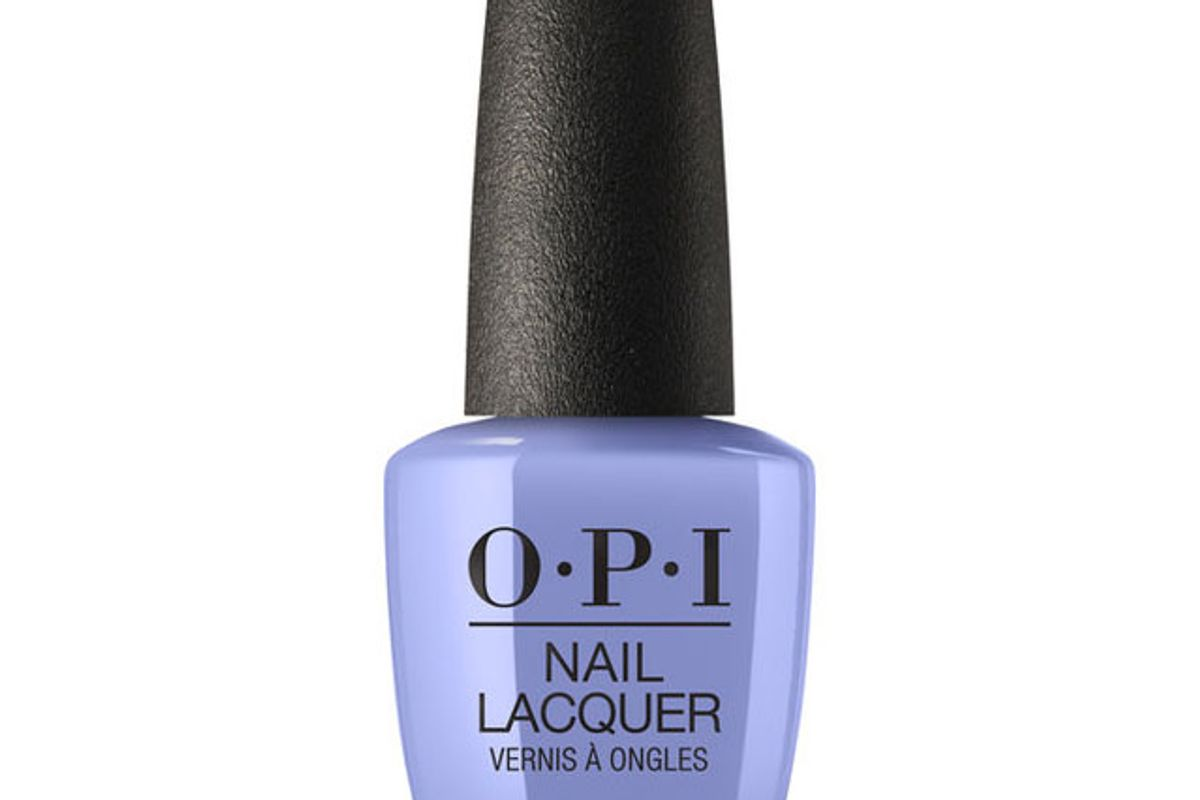 opi nail lacquer in you're such a budapest