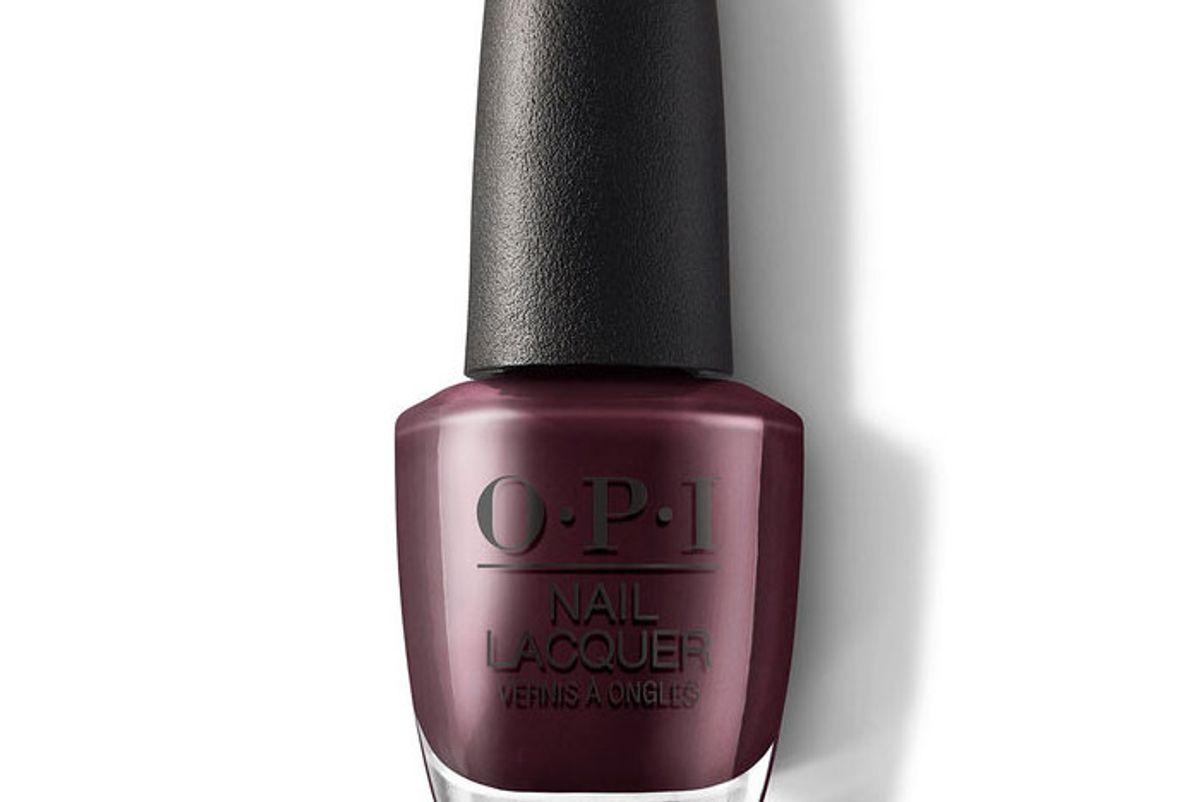 opi nail polish complimentary wine