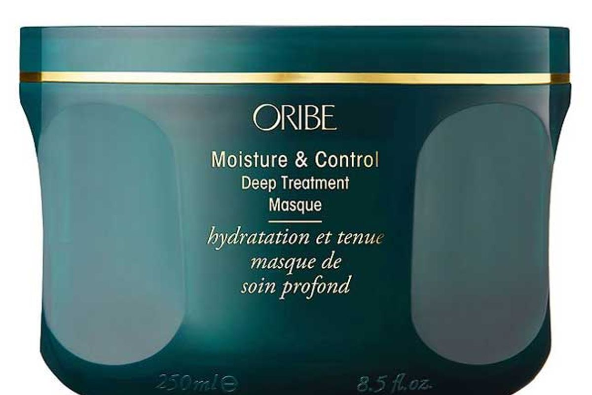 oribe moisture and control deep treatment masque