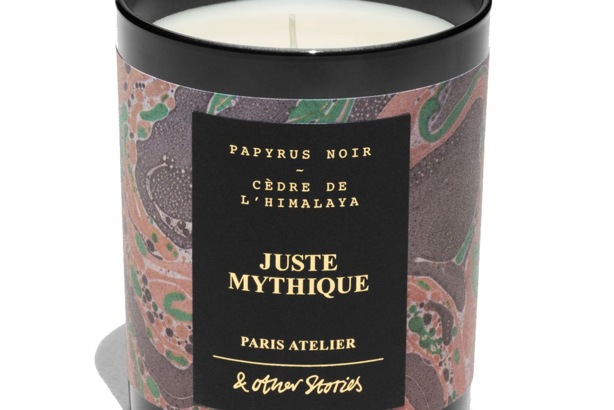 Juste Mythique Scented Candle