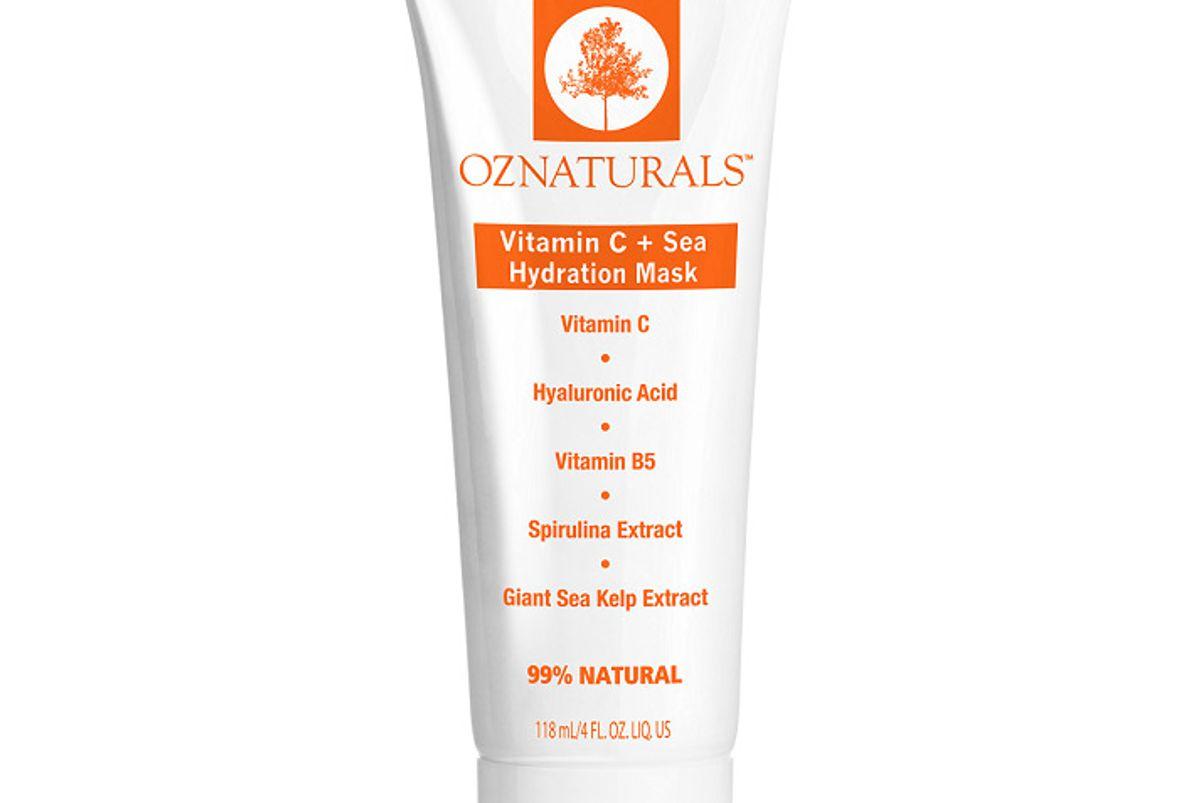 oz naturals hydrating mask