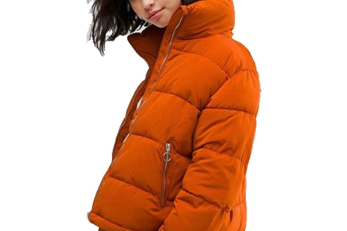 Pull&Bear Padded Jacket