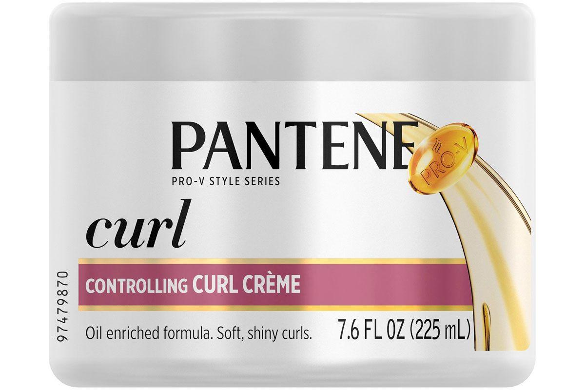 pantene curl perfection controlling creme