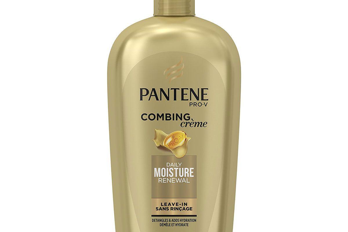 pantene moisture renewal combing cream