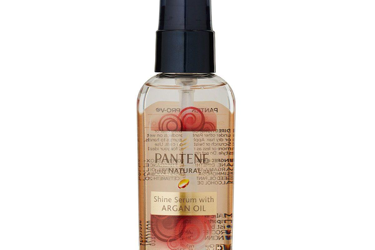 pantene pro-v truly natural hair shine serum