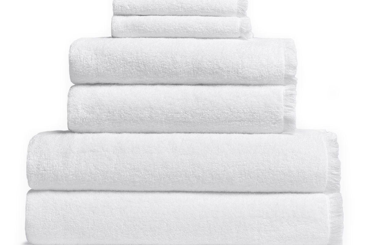parachute spa towels