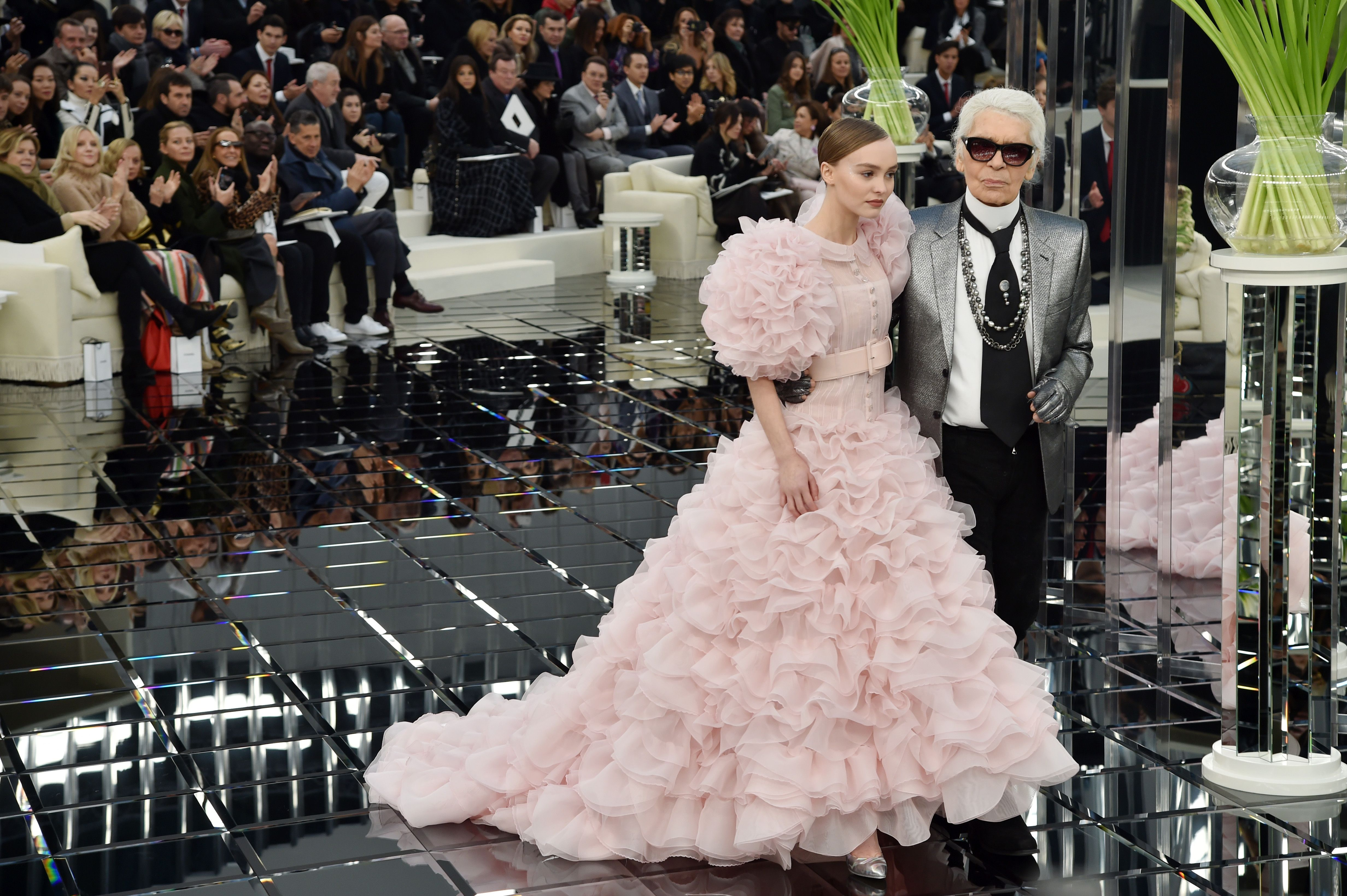 Lily-Rose Depp Just Made History
