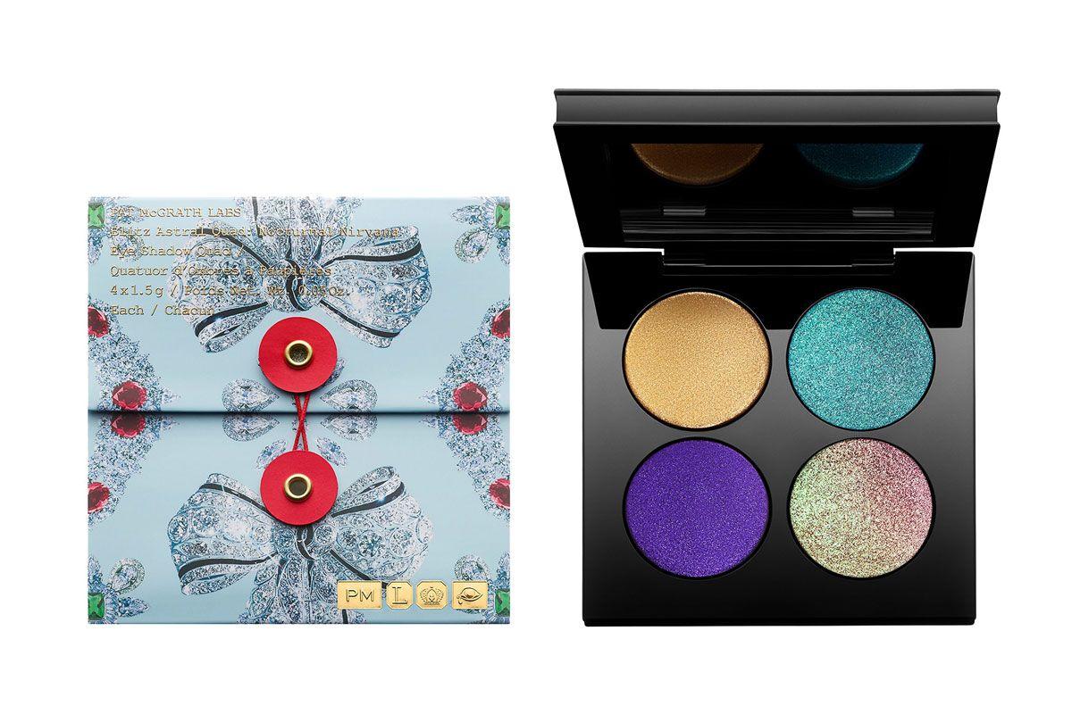 pat mcgrath labs blitz astral quad eyeshadow palette
