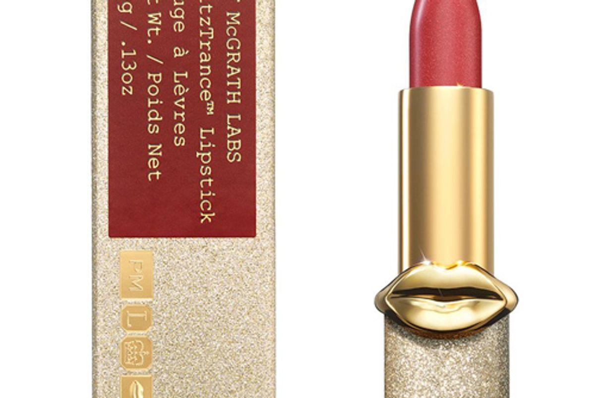 pat mcgrath labs blitztrance lipstick in emmanuelle