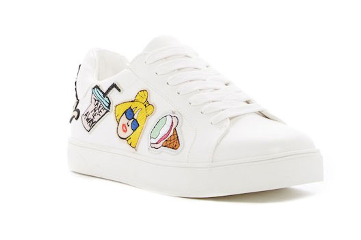 Adiang Patched Sneaker