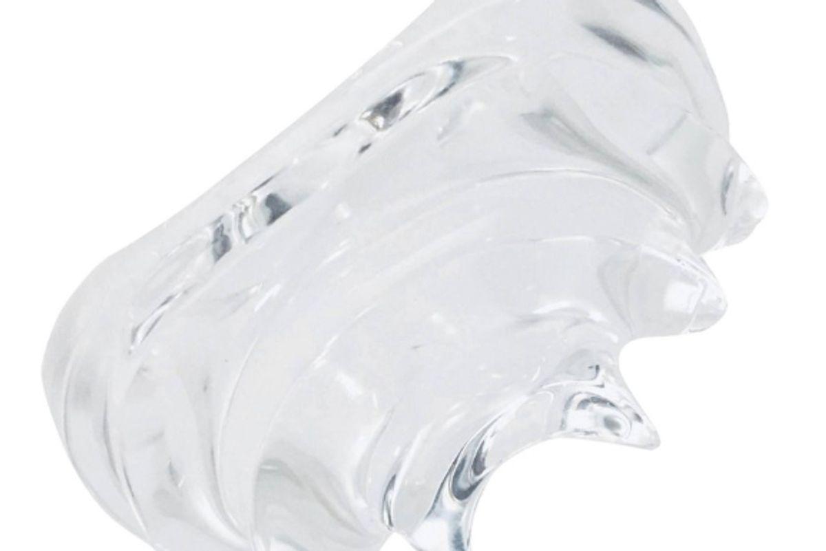 patricia von musulin luscious ribbed cuff bracelet
