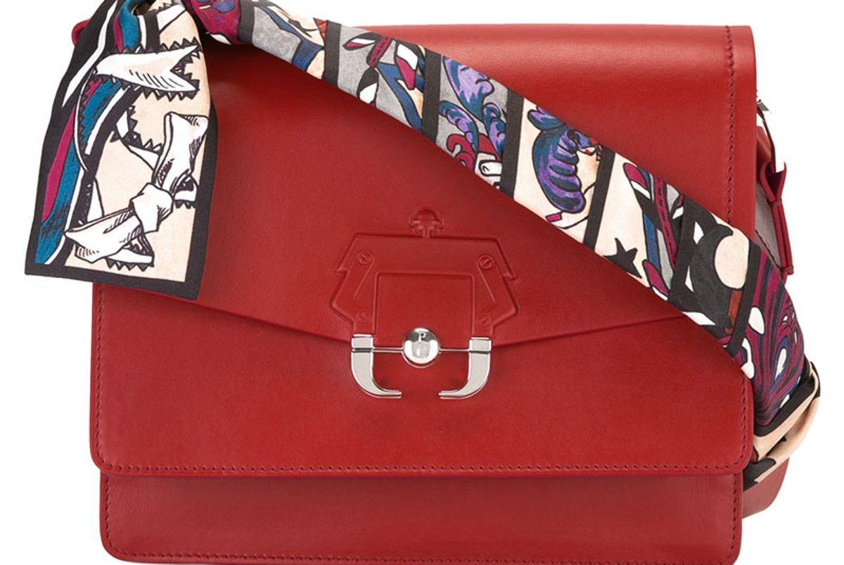 Twiggy Red Shoulder Bag