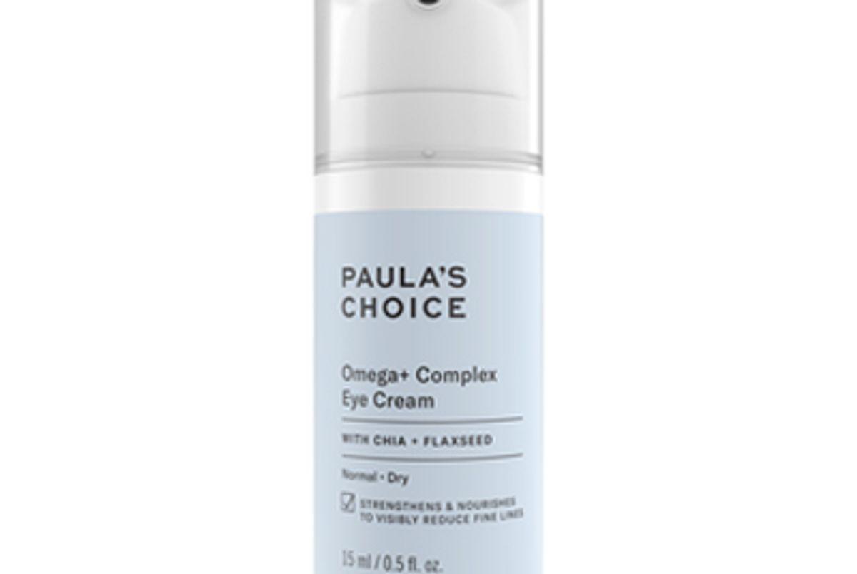 paulas choice omega plus complex eye cream