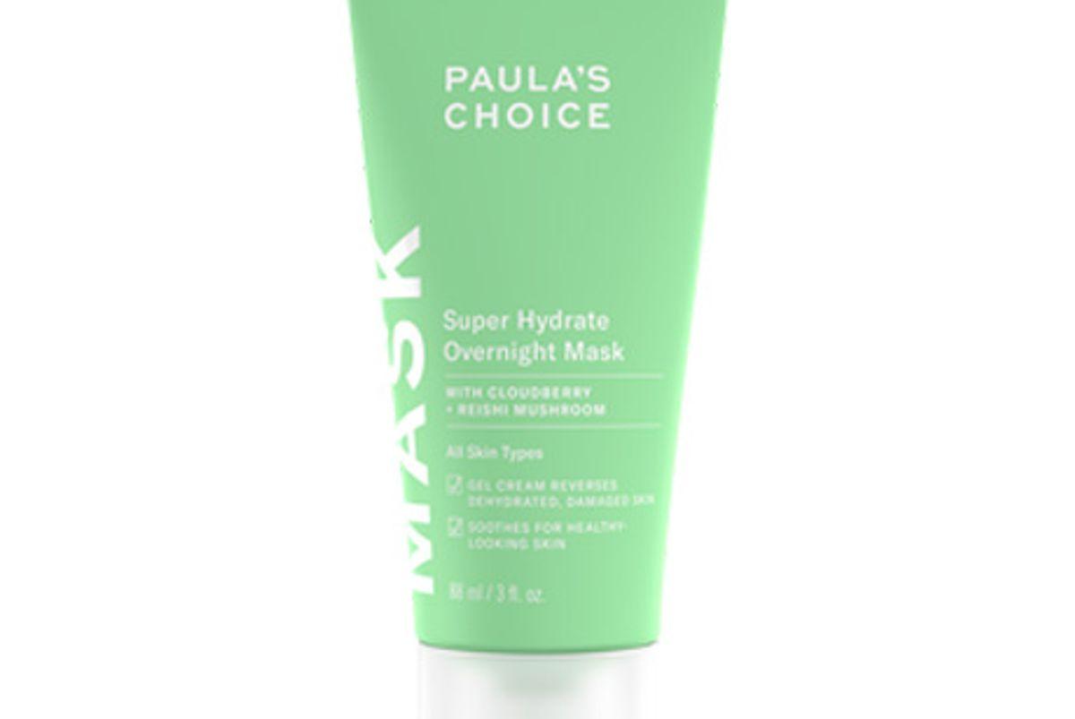 paulas choice super hydrate overnight mask