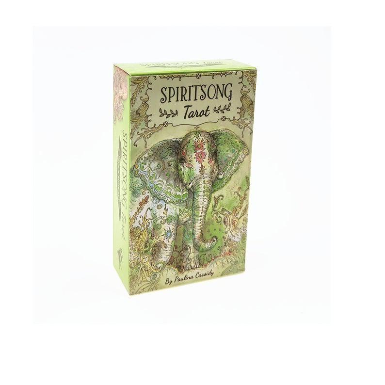 paulina cassidy spiritsong tarot cards