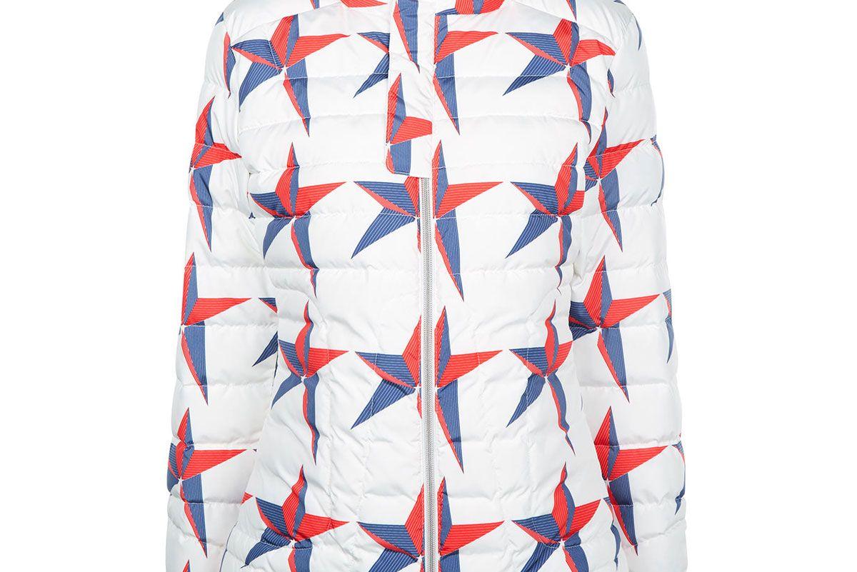 White Star Mini Duvet II Jacket