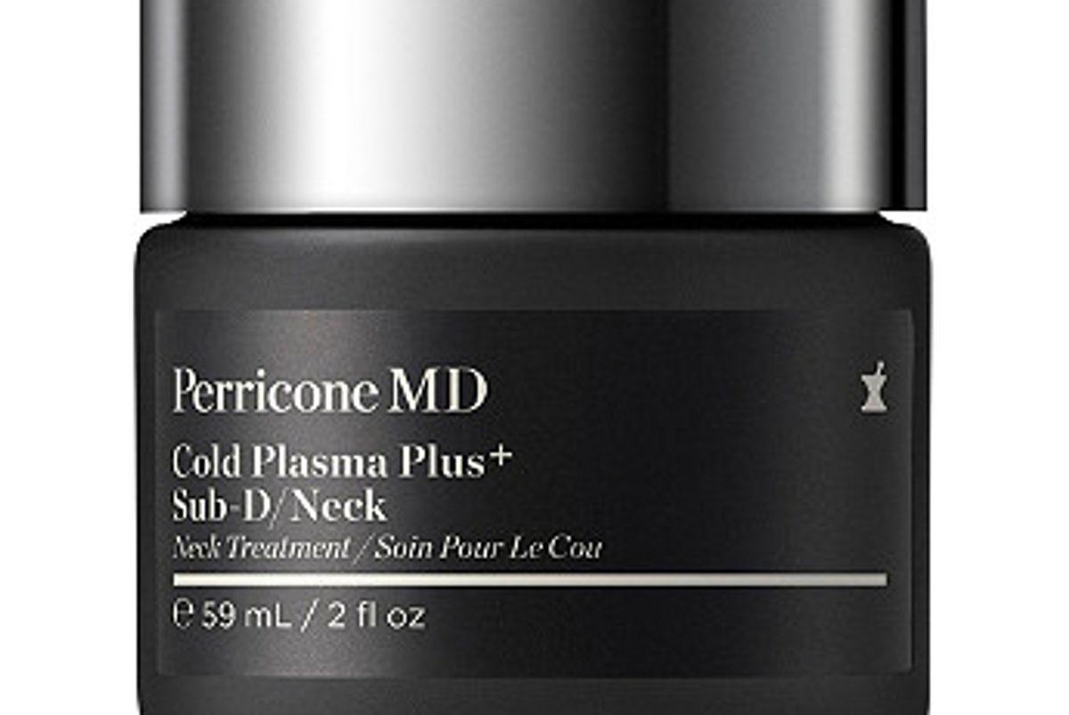 perricone md cold plasma plus sub-d neck