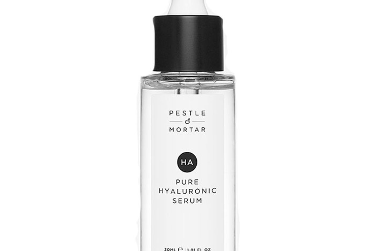 pestle and mortar pure hyaluronic serum