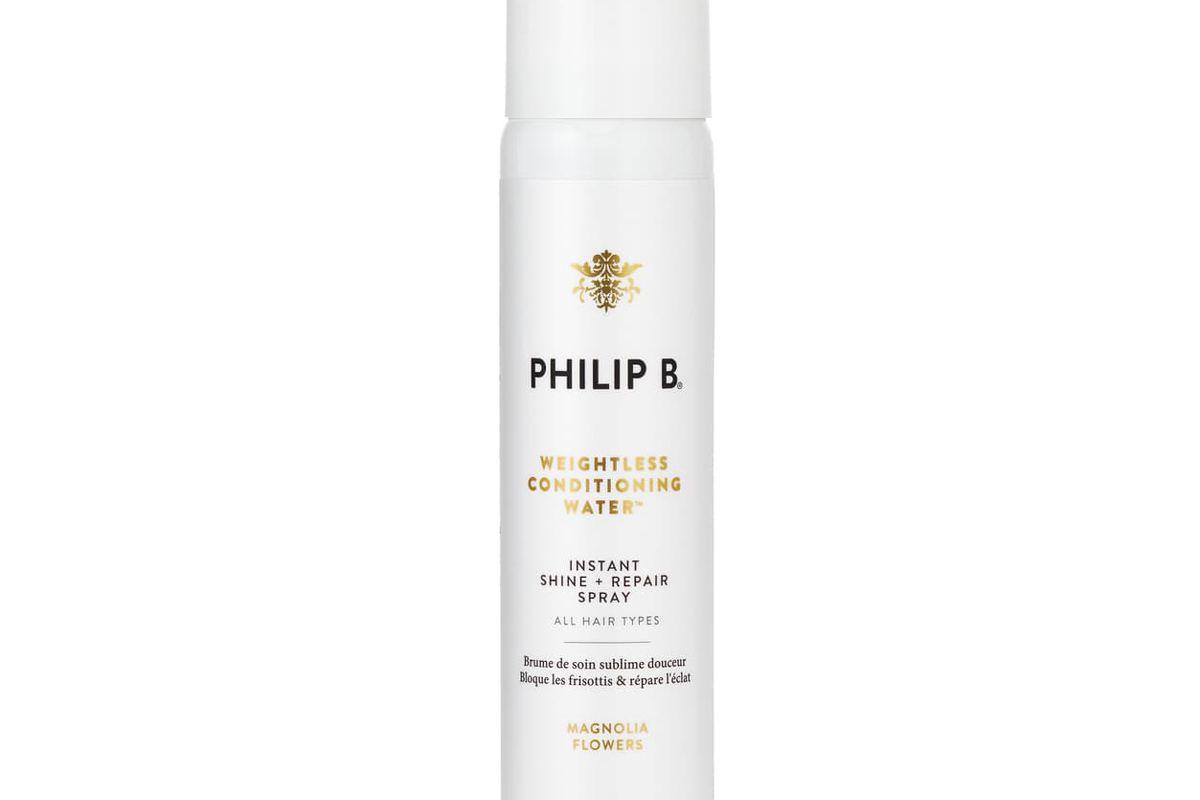 philip b conditioning water