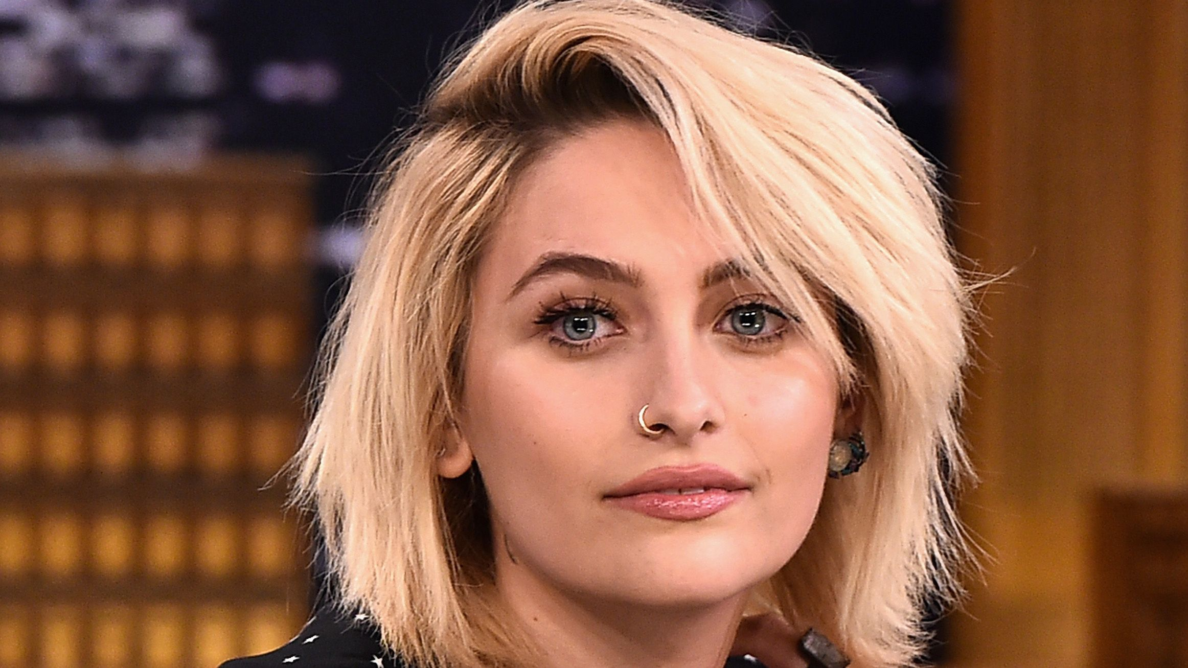 Your Week Won't Be Complete Without a Closer Look at Paris Jackson's Lashes