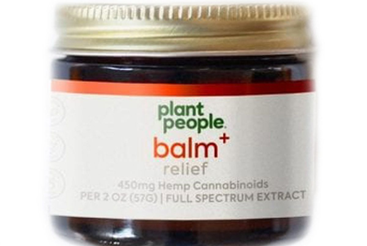 plant people balm plus relief