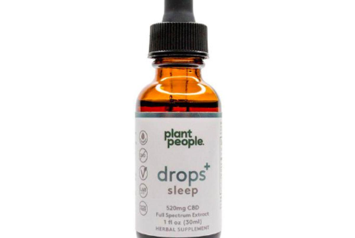 plant people drops sleep