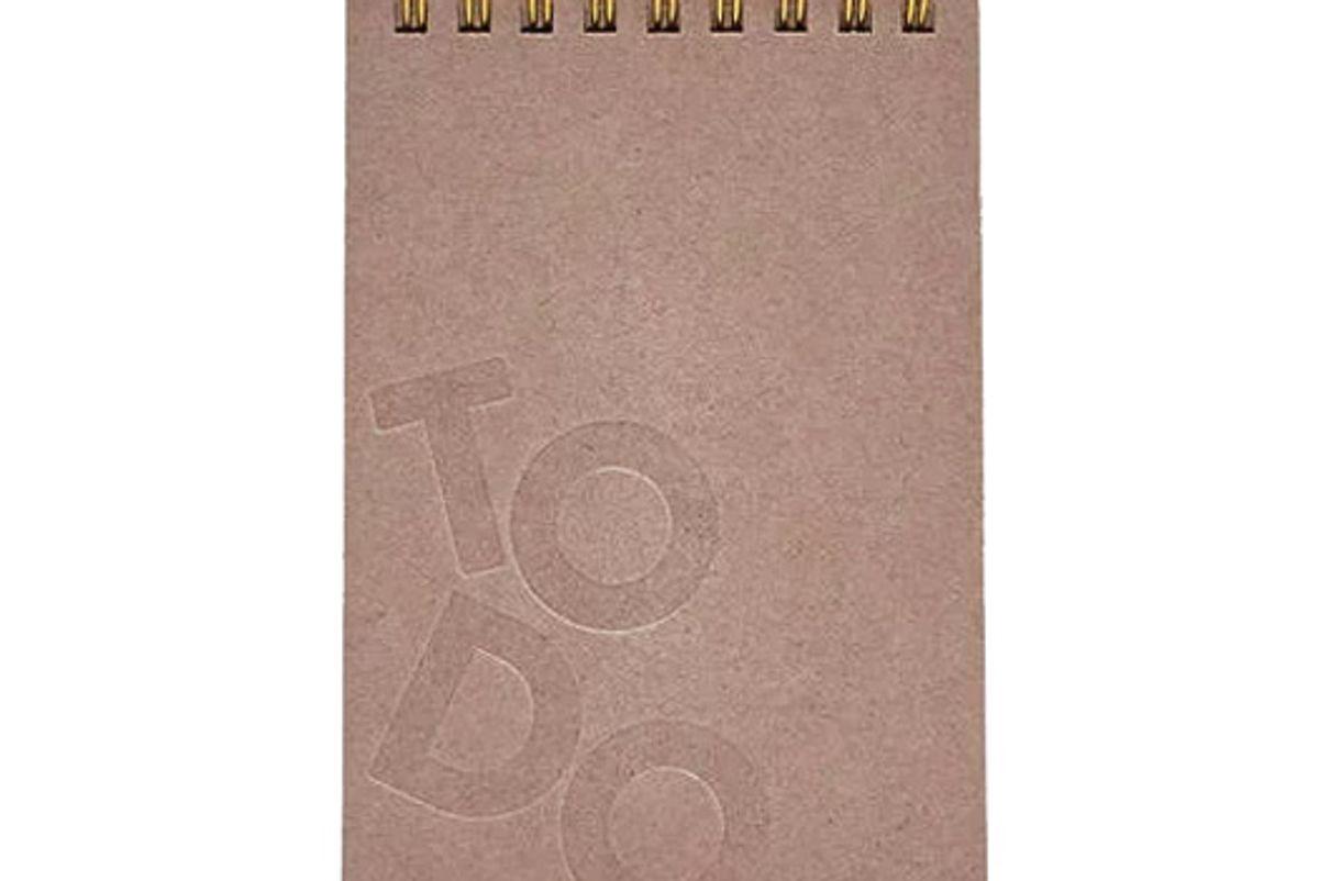 poketo to do list notebook