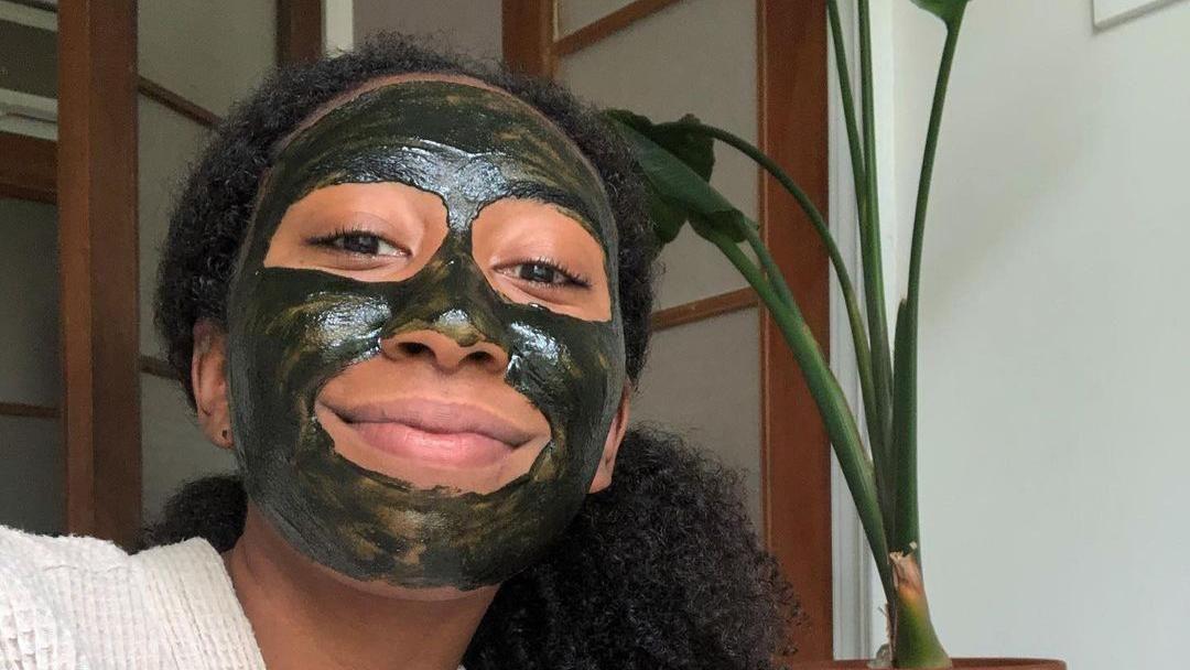 powder face masks