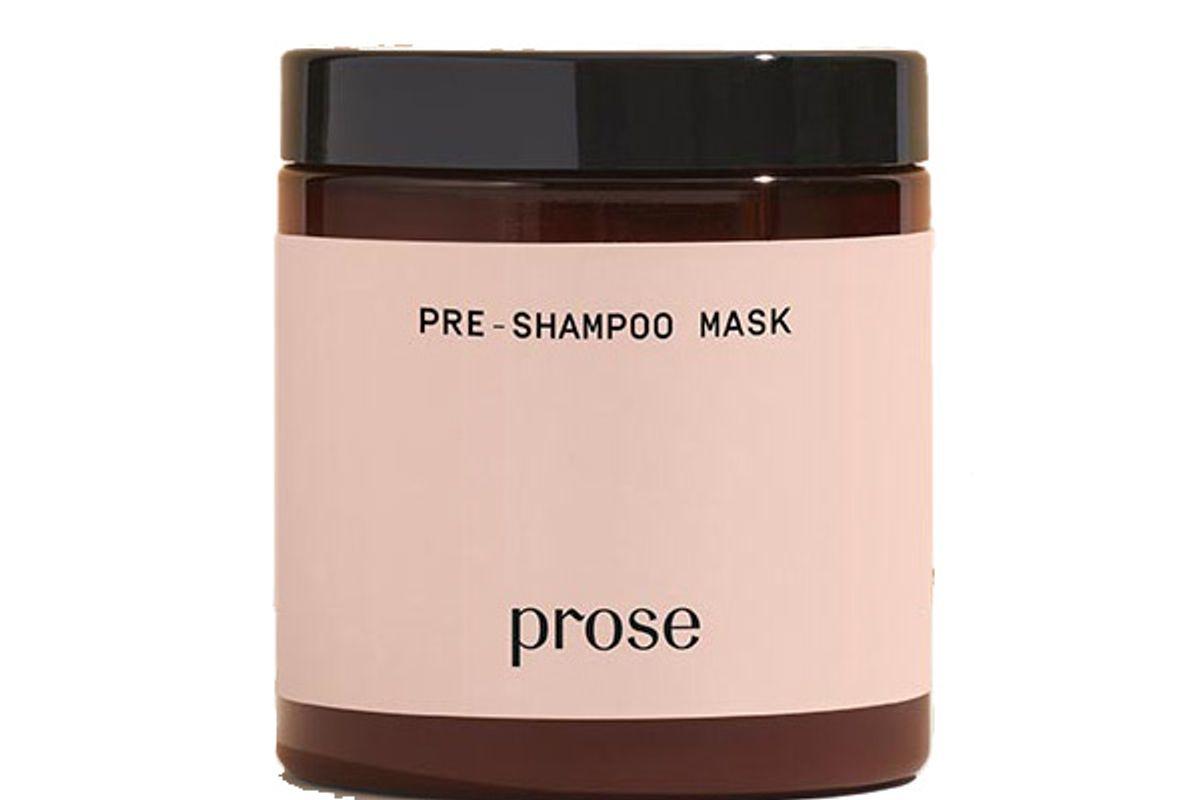 prose pre shampoo mask