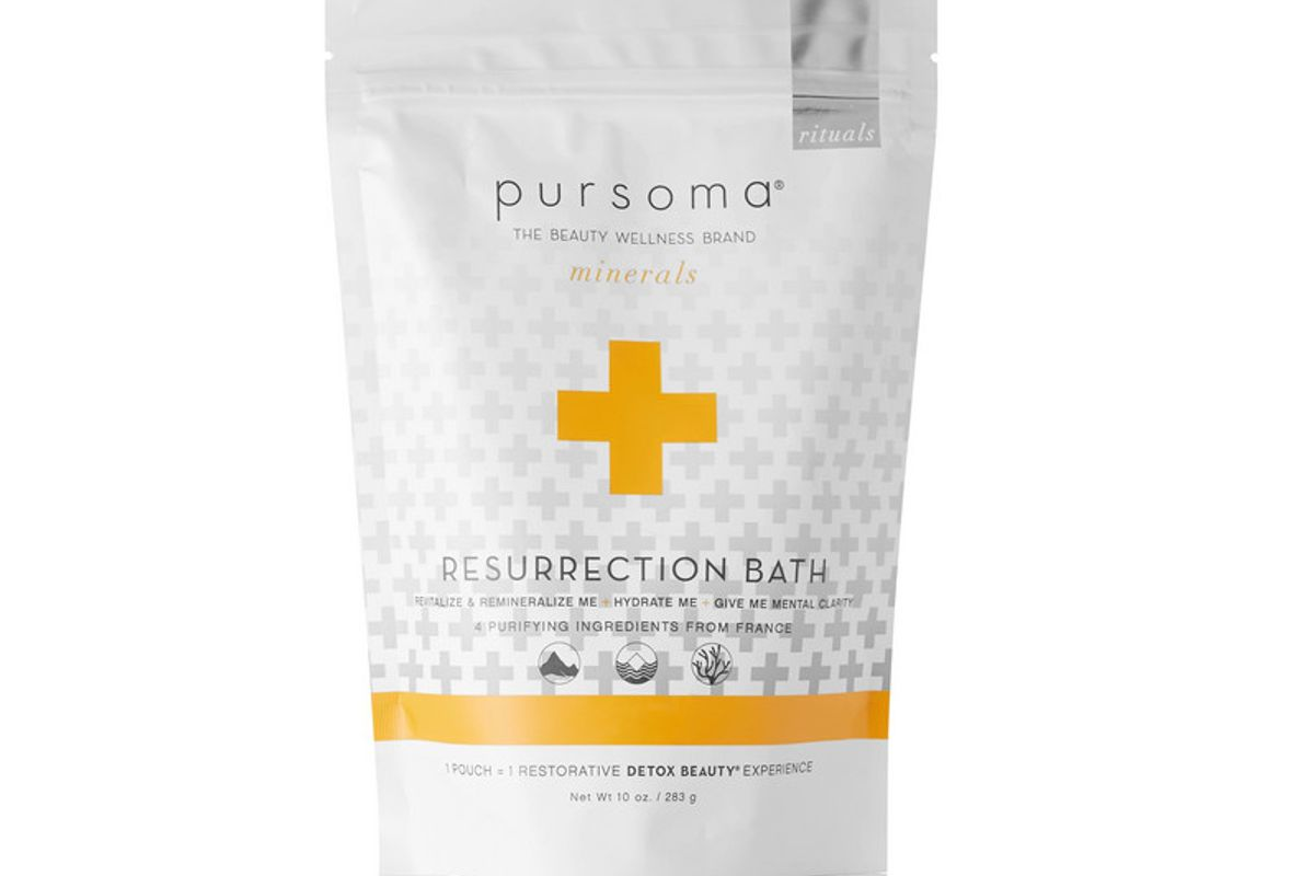 pursoma resurrection bath soak