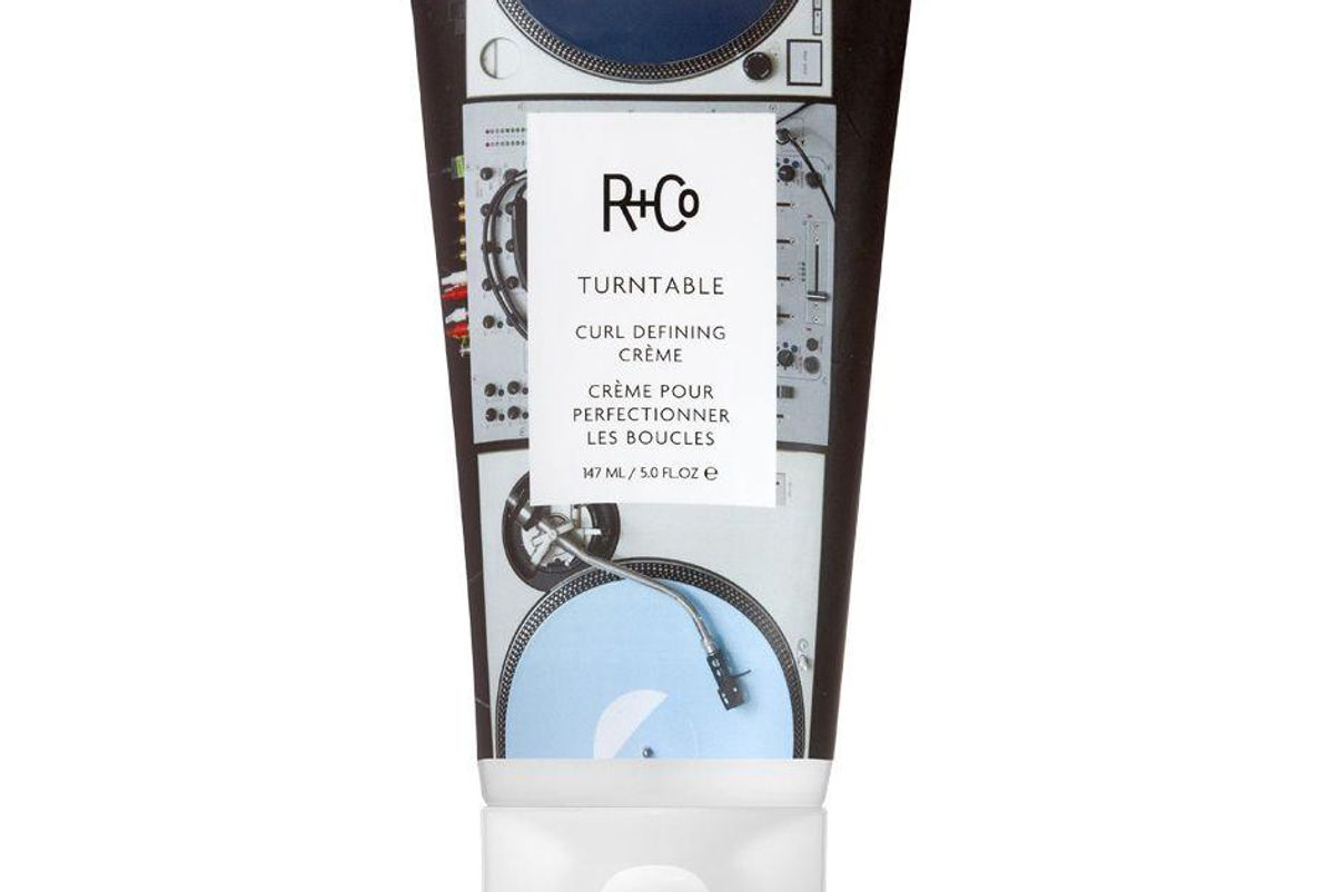 r and co turntable cream