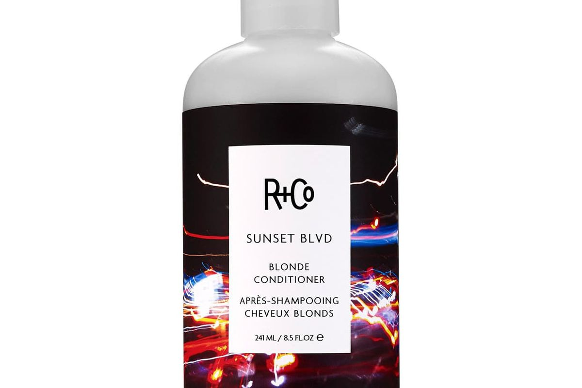 r and co sunset blvd blonde conditioner