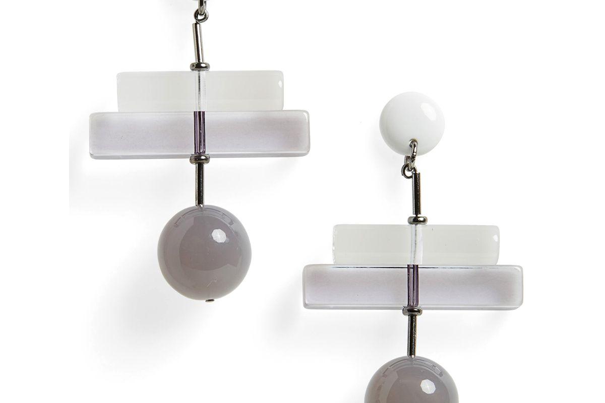 rachel comey orb drop earrings