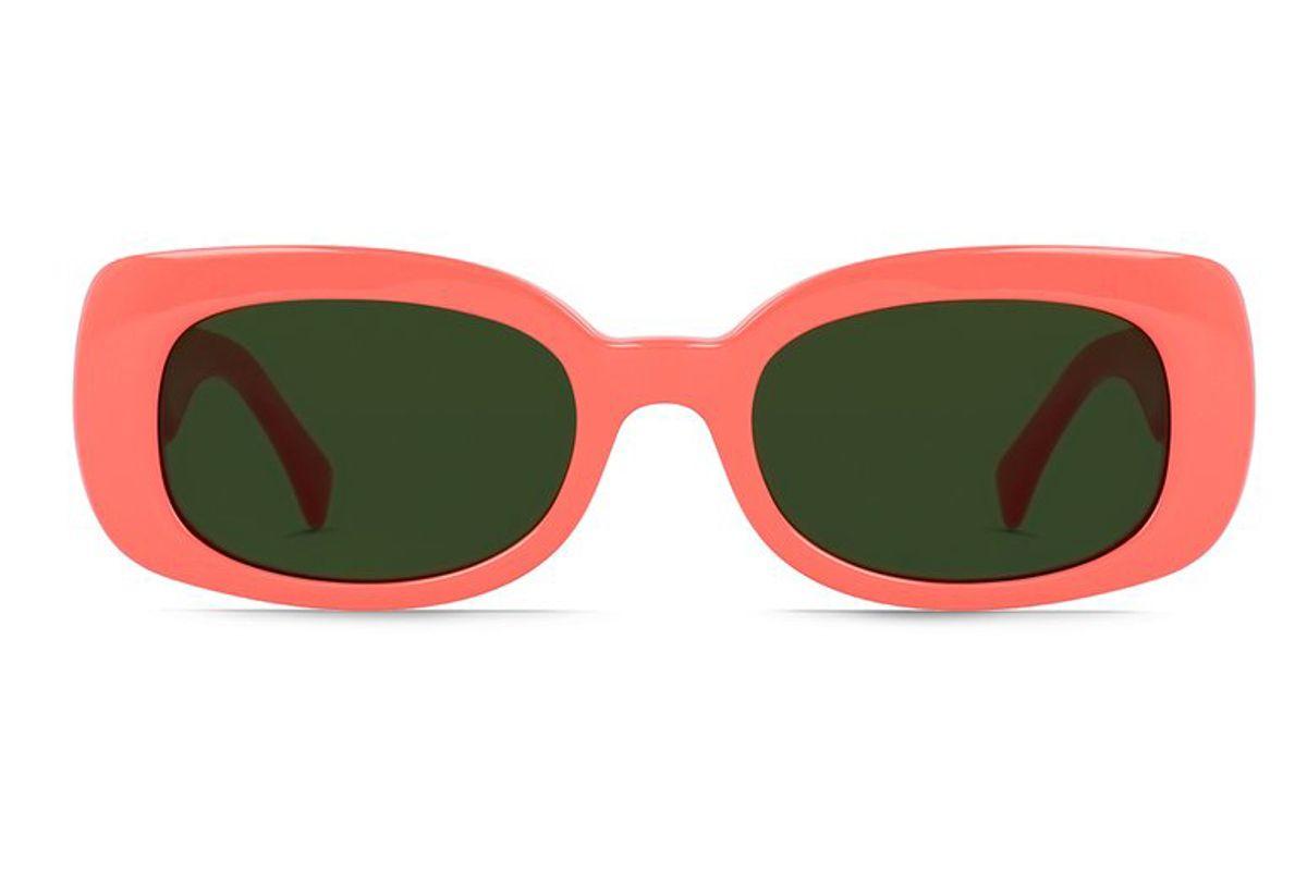 raen unisex square sunglasses