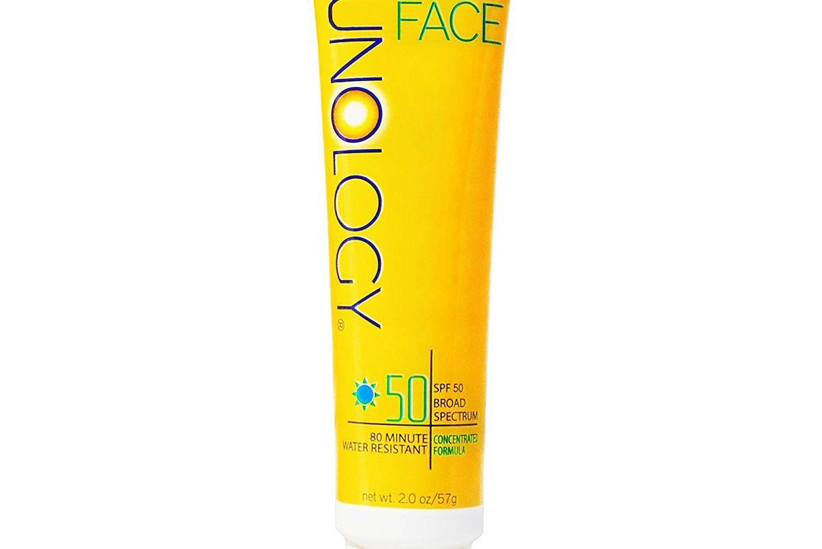 Natural Sunscreen Face