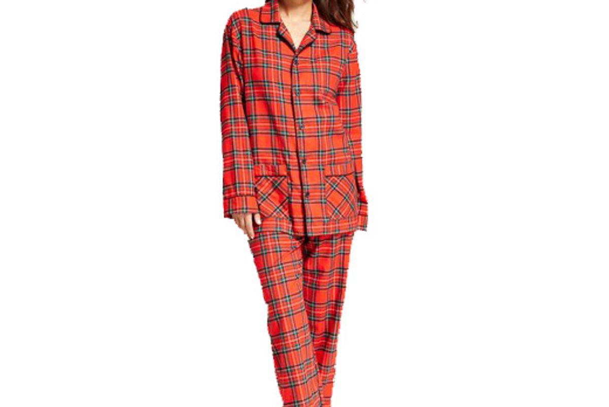 Women's Pajama Set in Wondershop Red