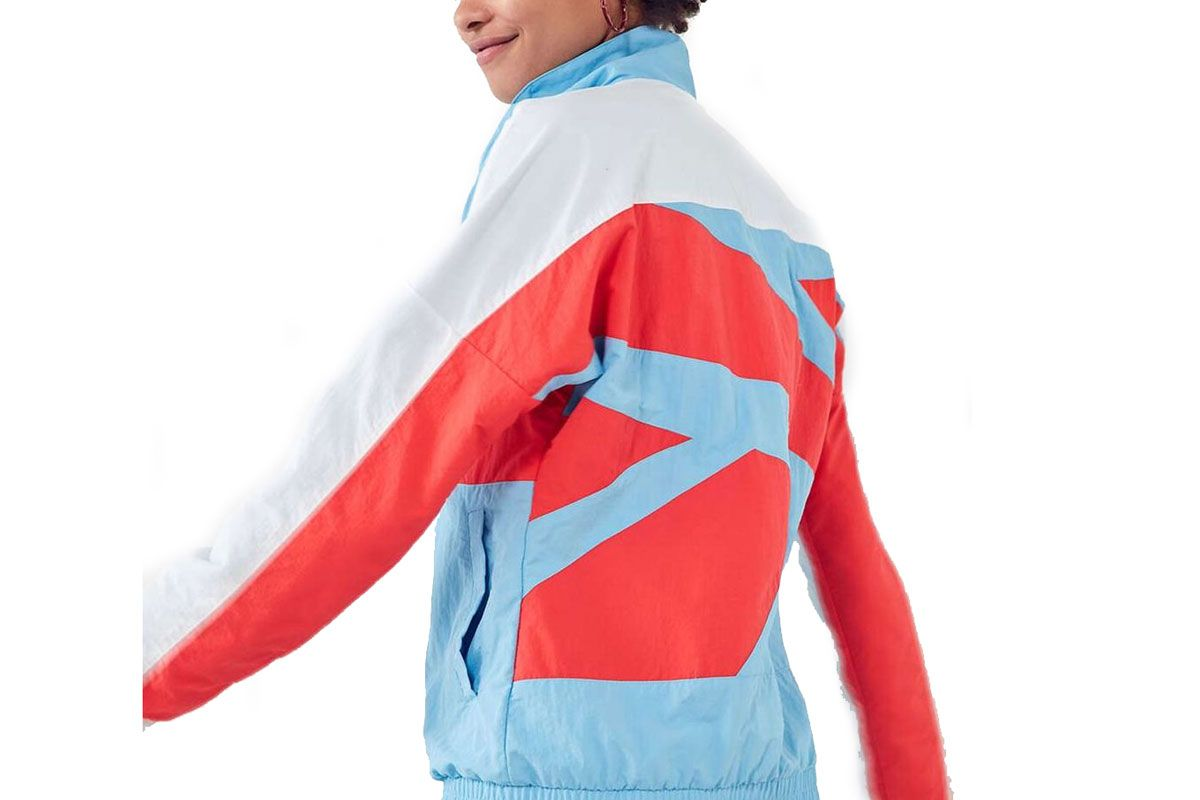 Colorblock Vector Track Jacket