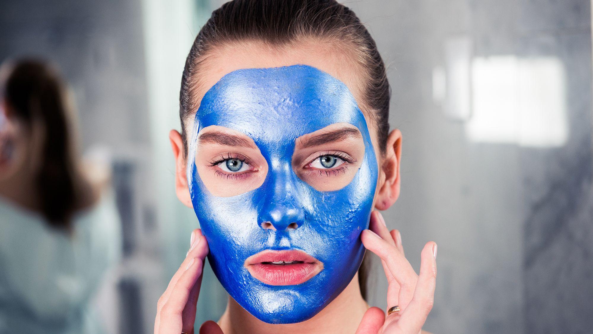 reparative face masks