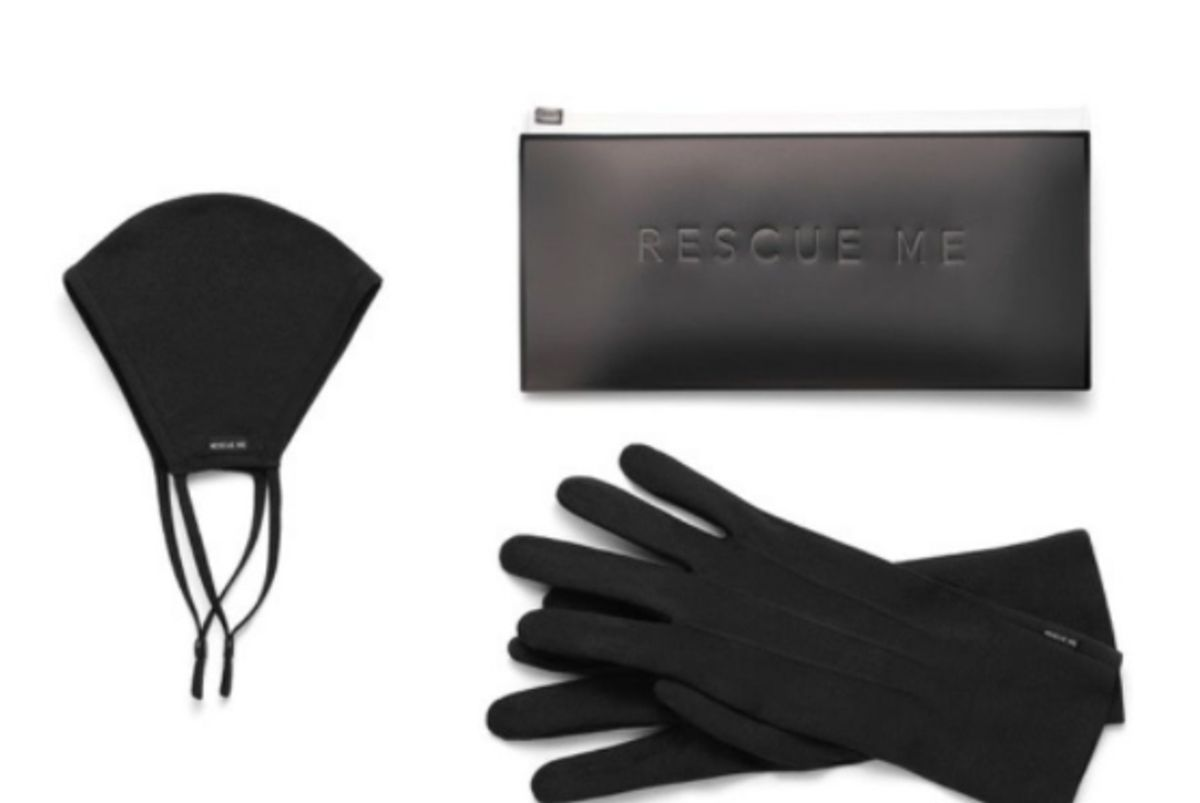 rescue me by rescue spa silver lining essential set