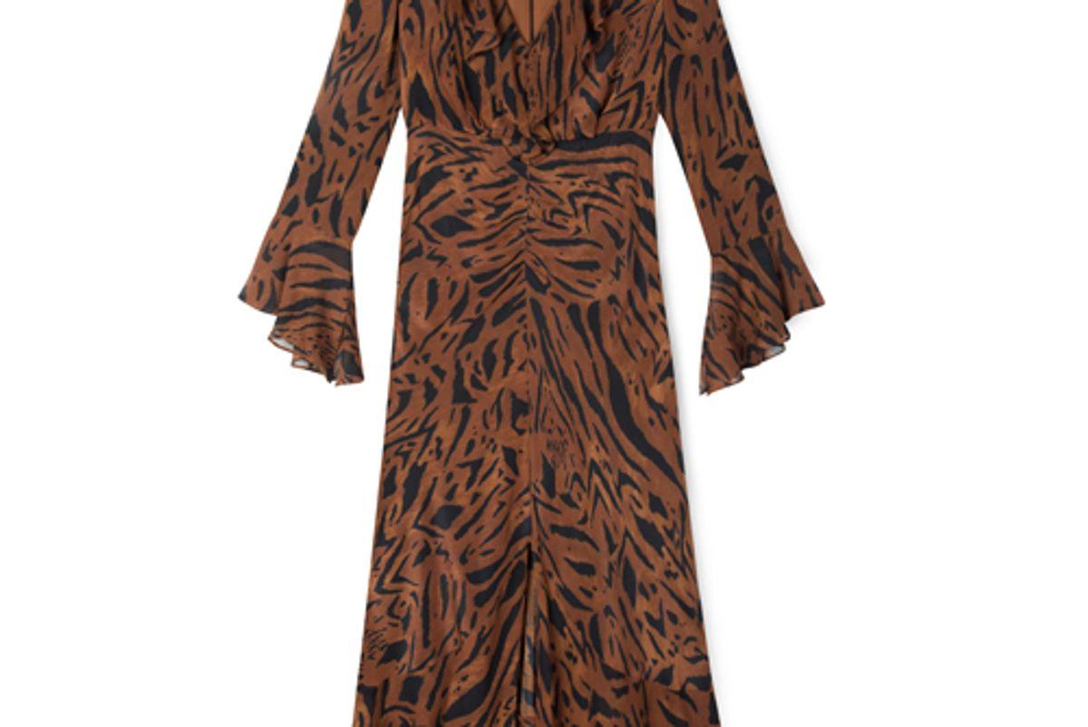coleen brown tiger stripe