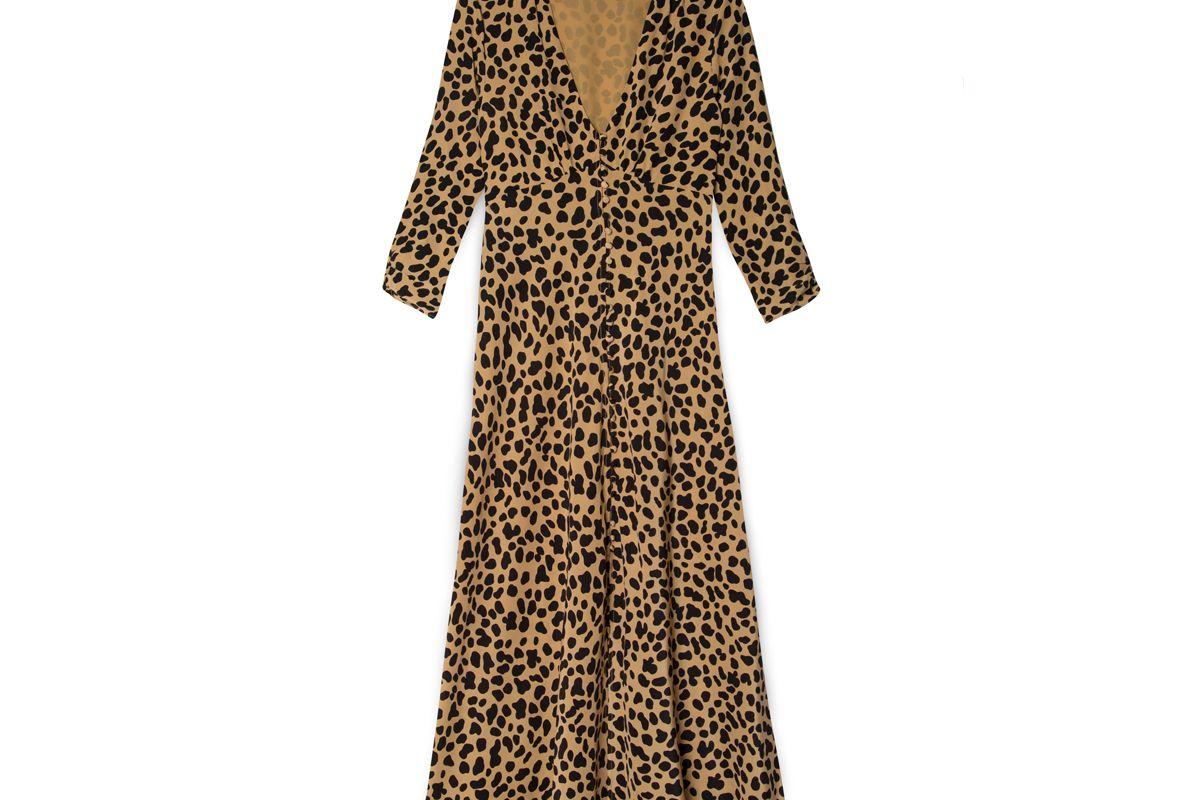 rixo katie leopard camel