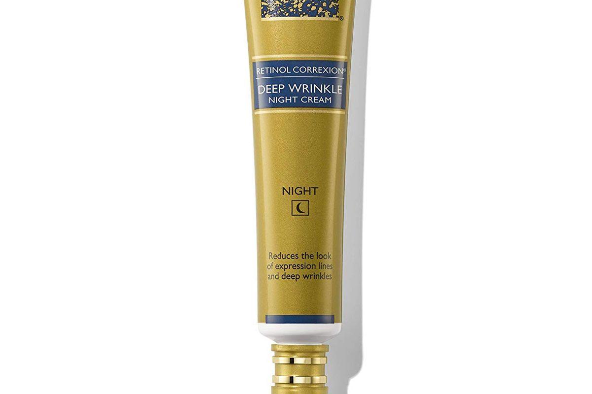 roc roc retinol correxion deep wrinkle anti aging retinol night cream