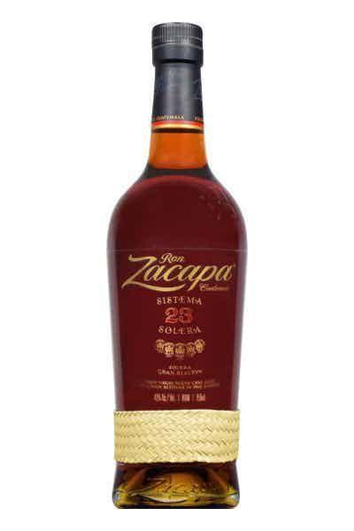 ron zacapa no 23 rum
