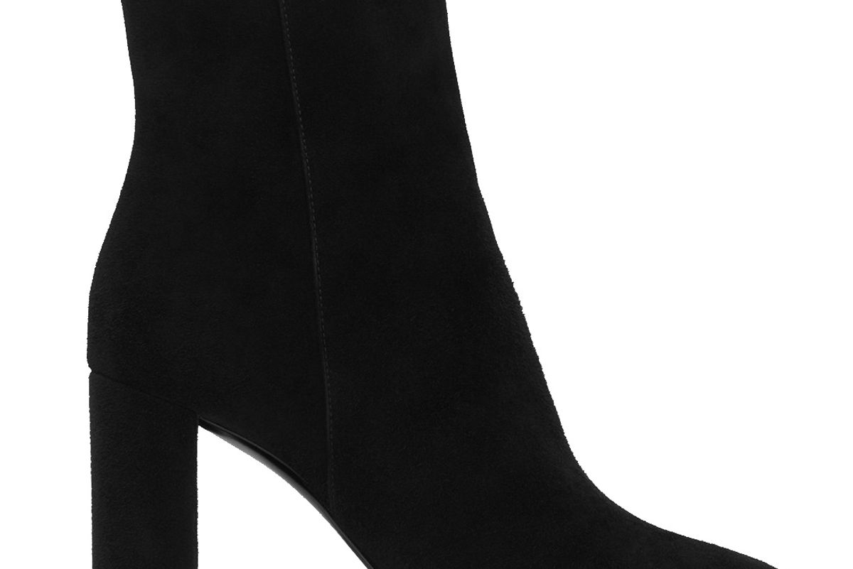 LouLou 95 Zipped Ankle Boot