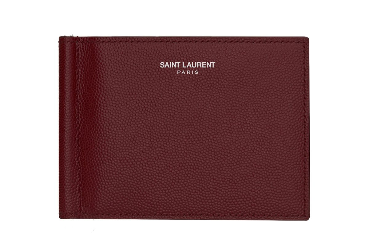 Single Compartment Wallet