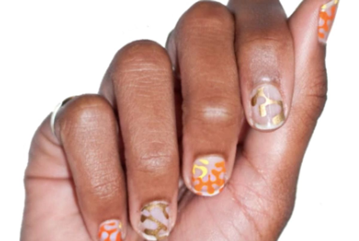 scratch doe to matisse nail wraps