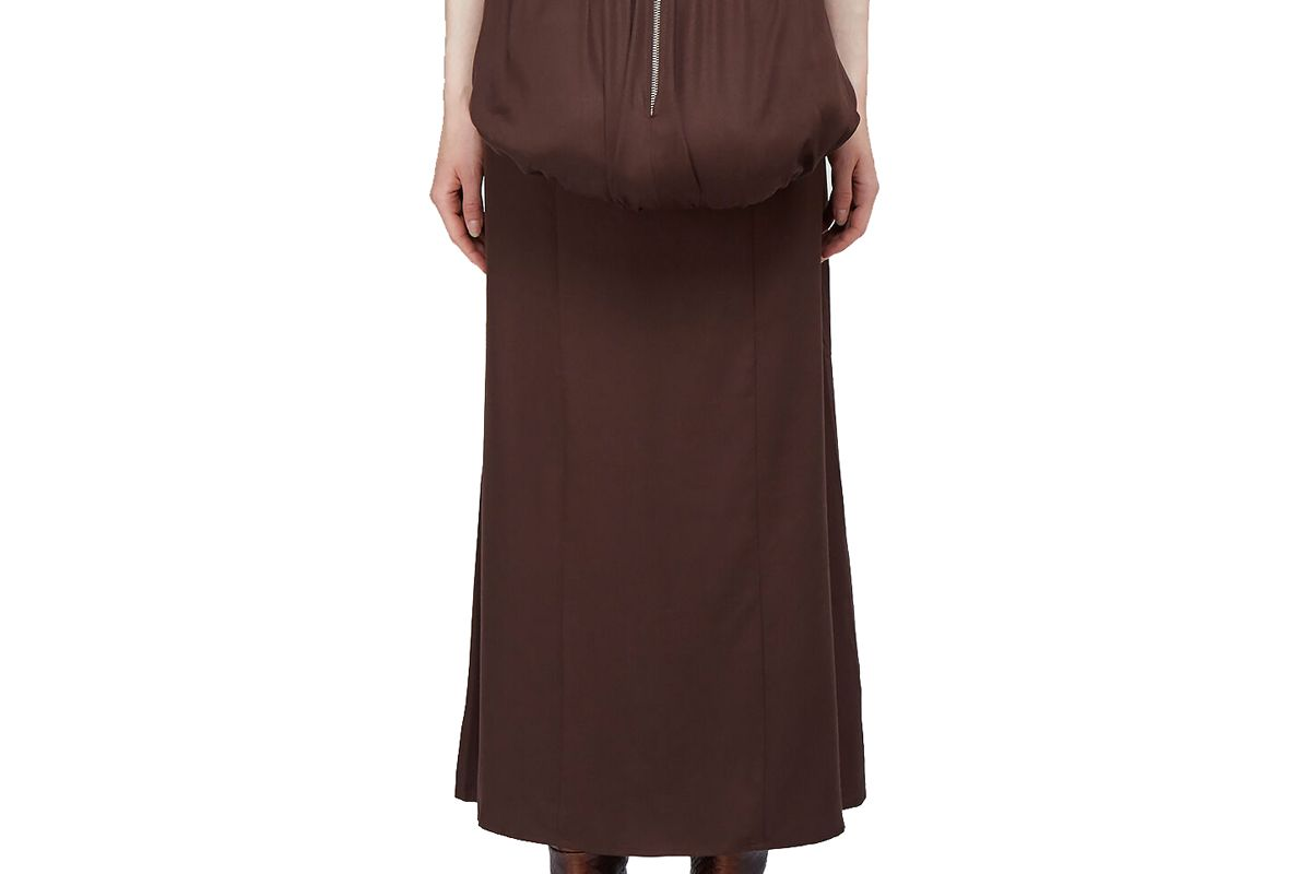 section 8 detachable pouch skirt
