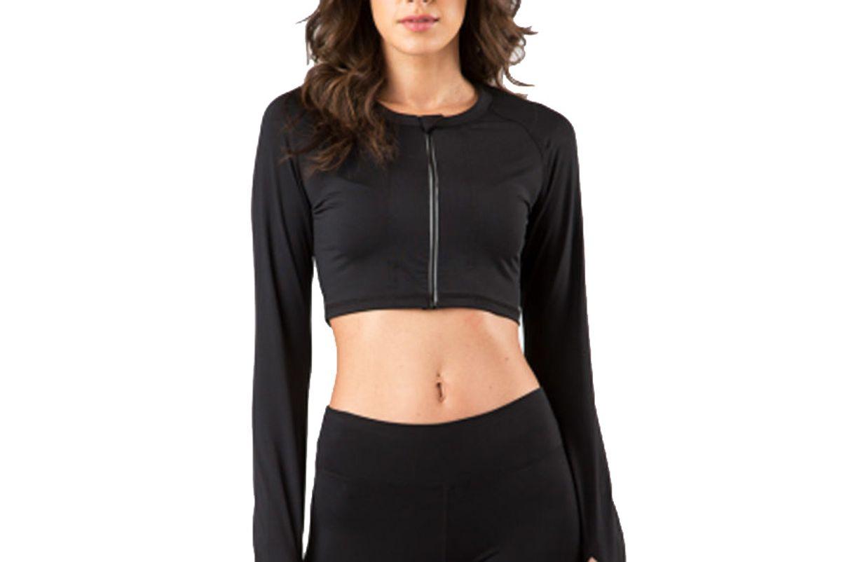 Serena Athletic Crop Top