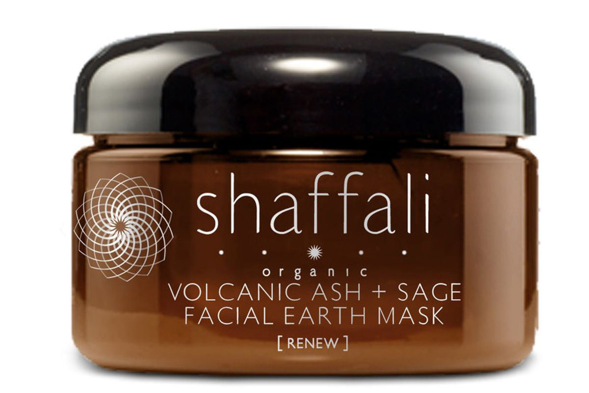 Volcanic Ash + Sage Earth Mask